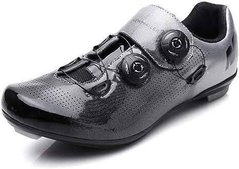 Zapatillas De Bicicleta De Carretera para Hombre Pro Bici del ...