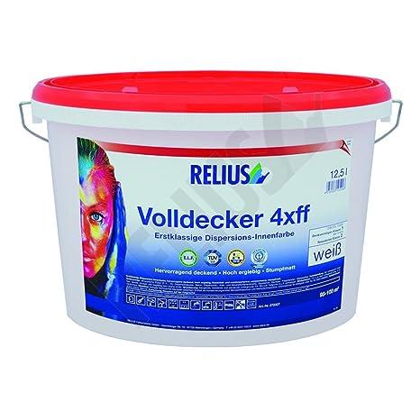 Relius Volldecker 4xff Elf Weiß 10 Ltr