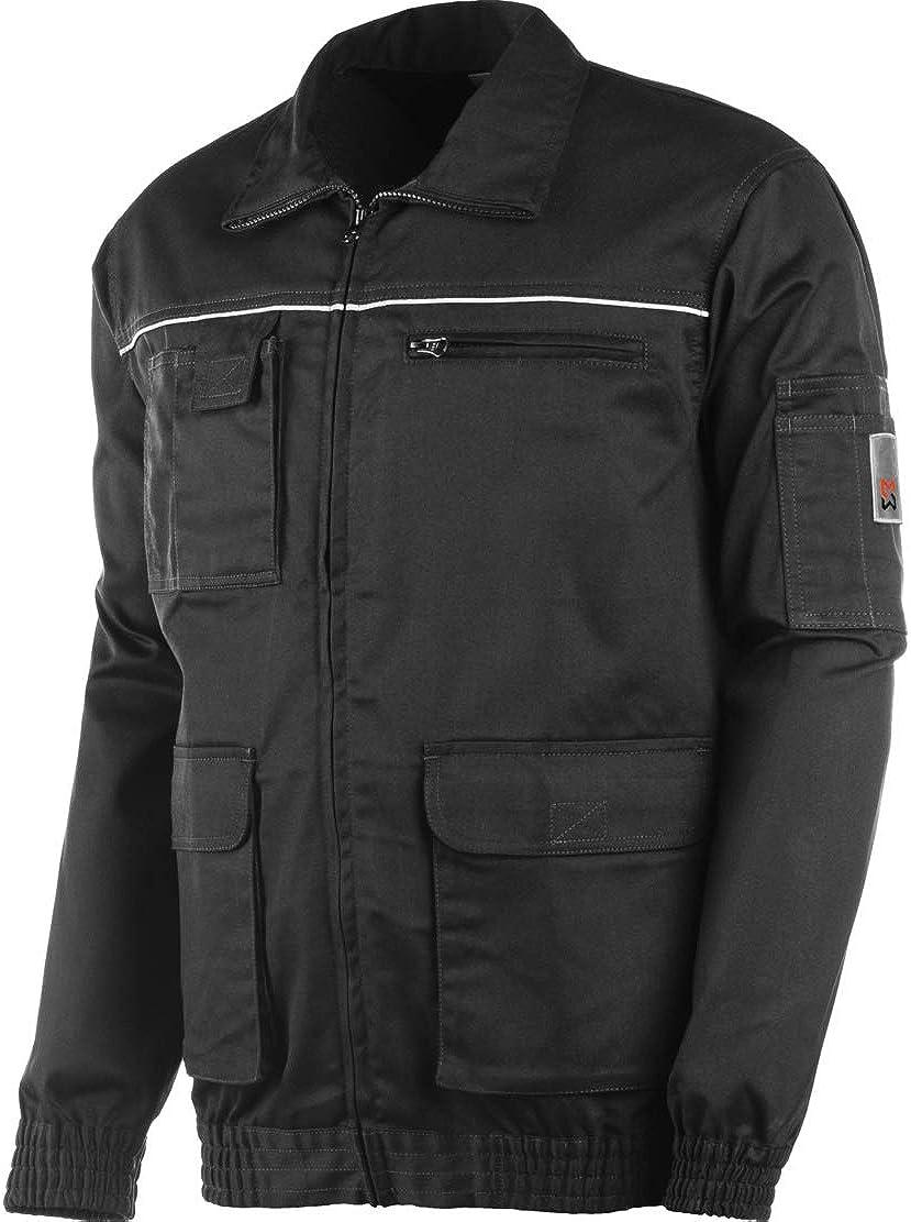 W/ÜRTH MODYF Veste de Travail Classic 100/% Coton Noir