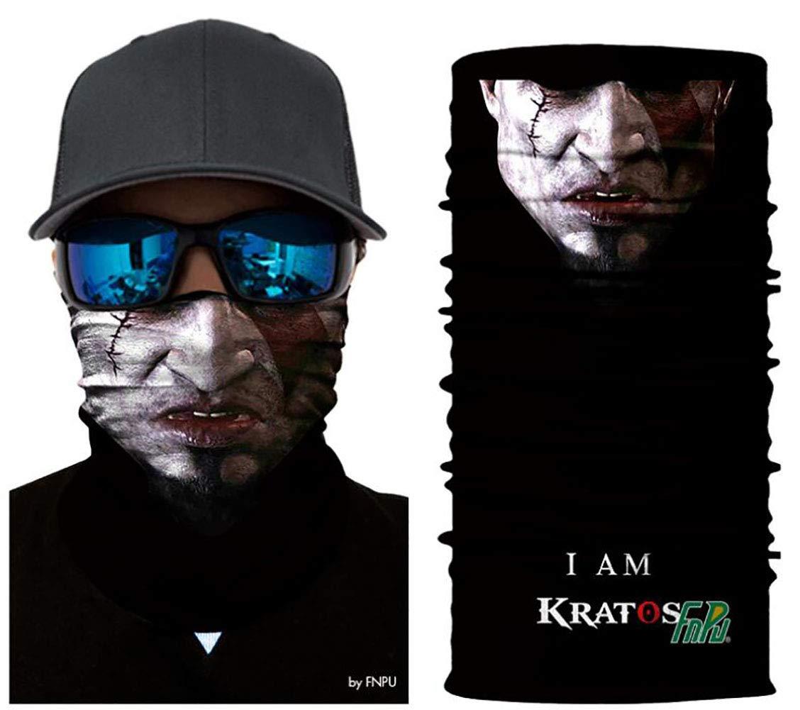 Unbekannt Bandana Expresión Facial Que Imprime la máscara ...