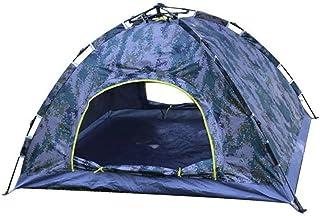 Novopus tente:Double Double monocouche Automatique Tente, Tente de Camping extérieur Automatique Tente de Camping extérieur Automatique Maple