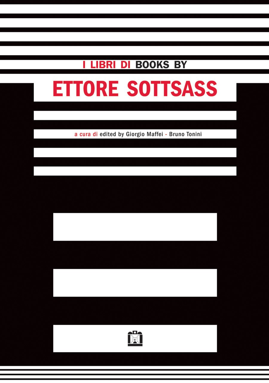 Books by Ettore Sottsass (English and Italian Edition)