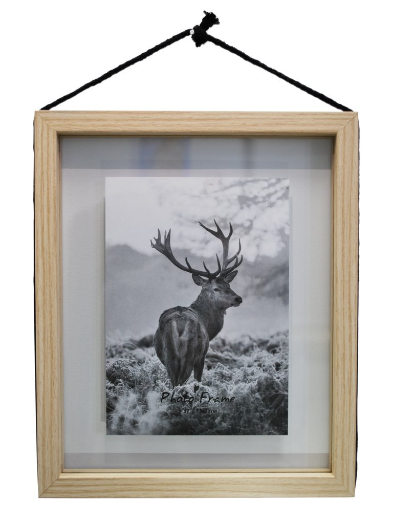 Amazon.com - 12x14.5 Floating Picture Frame-Made to Fit 8x10 inch ...