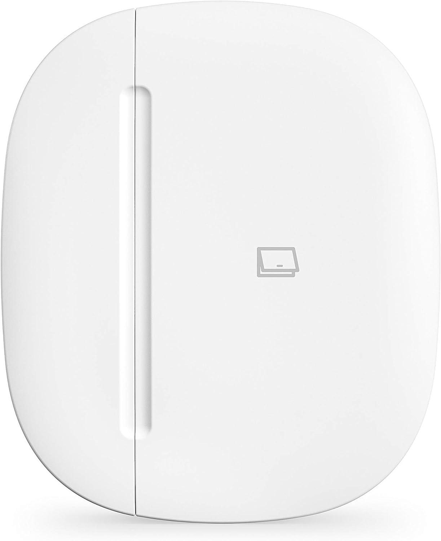 Samsung SmartThings Multipurpose Sensor [GP-U999SJVLAAA] Door & Window Sensor - Zigbee - White (Renewed)