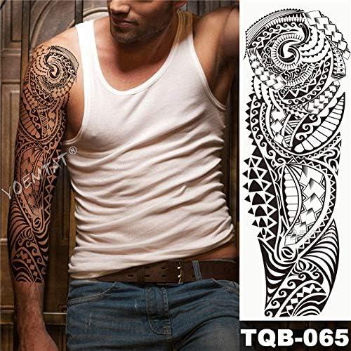 Handaxian 3pcsBracelet Tattoo Midnight Leopard Beauty Impermeable ...