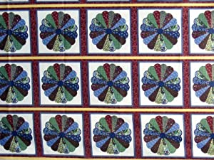 Amazon.com: Cheater Quilt Top Material,