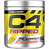Cellucor C4 Ripped Pre Workout Powder +...