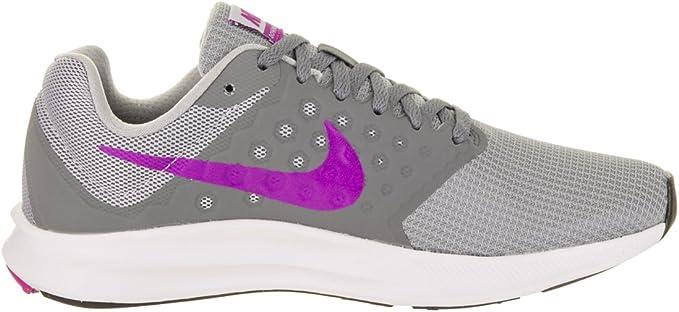 Zapatillas para mujer de Nike Downshifter 7, (gris), 9 B(M) US ...