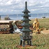 Design Toscano The Nara Temple Asian Garden Pagoda Statue