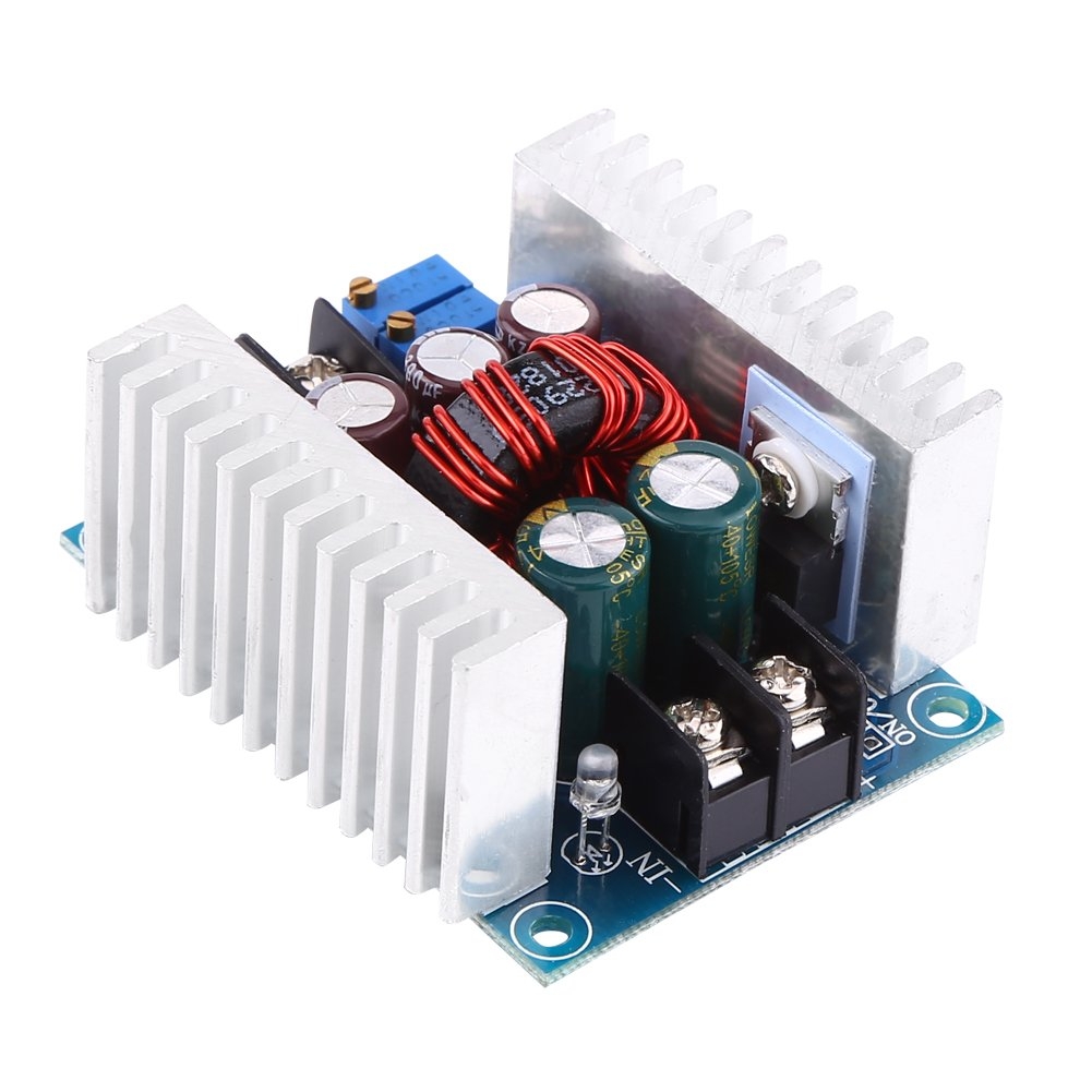 300W 20A Module d'alimentation Abaisseur Réglable Convertisseur Courant Constant