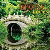 Japanese Gardens 2020 12 x 12 Inch Monthly Square Wall Calendar by Brush Dance, Gardening Outdoor Home Country Nature