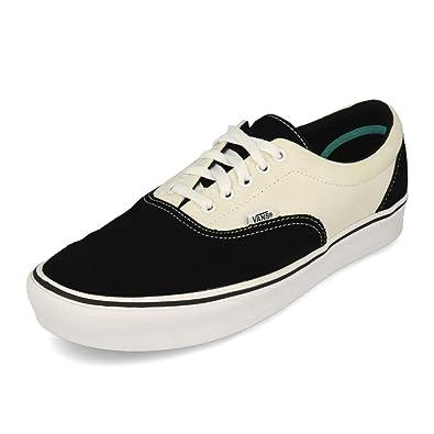 3e8971e02e Vans ComfyCush Era Suede Canvas Black Mars  Amazon.co.uk  Shoes   Bags
