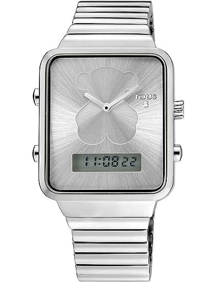 73c88d409d22 Reloj Tous digital I-Bear de acero  Amazon.es  Relojes