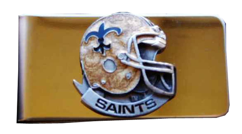 Saints Money Clip