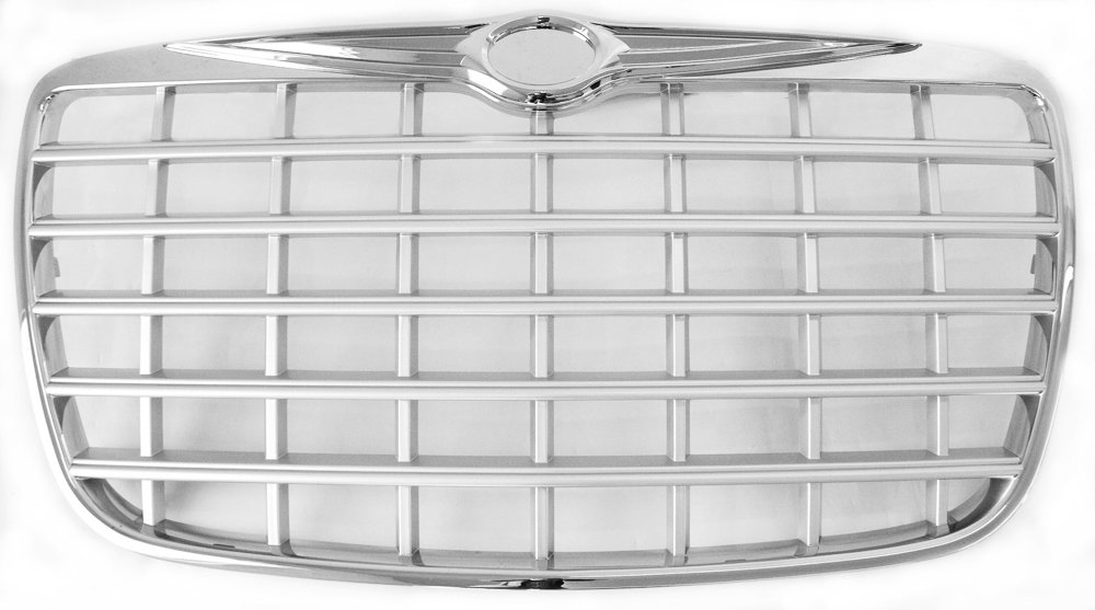 IPCW CWG-CR1507A0 Chrome//Silver Replacement Grille
