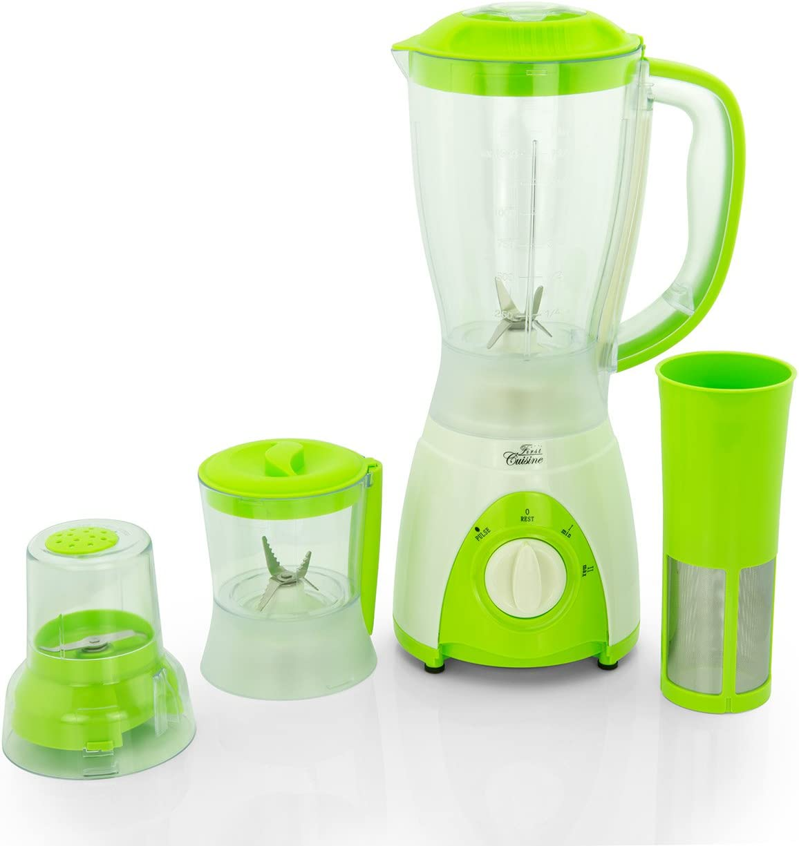 First Cuisine Blender Set of 9