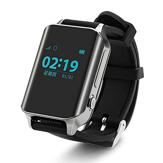 Amazon.com: TKSTAR A16 Smart Watch Large Screen GPS Tracker ...
