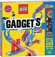 "LEGO Gadgets (Klutz Science/STEM Activity Kit) 10.25"" Length x 0.75"" Width x"