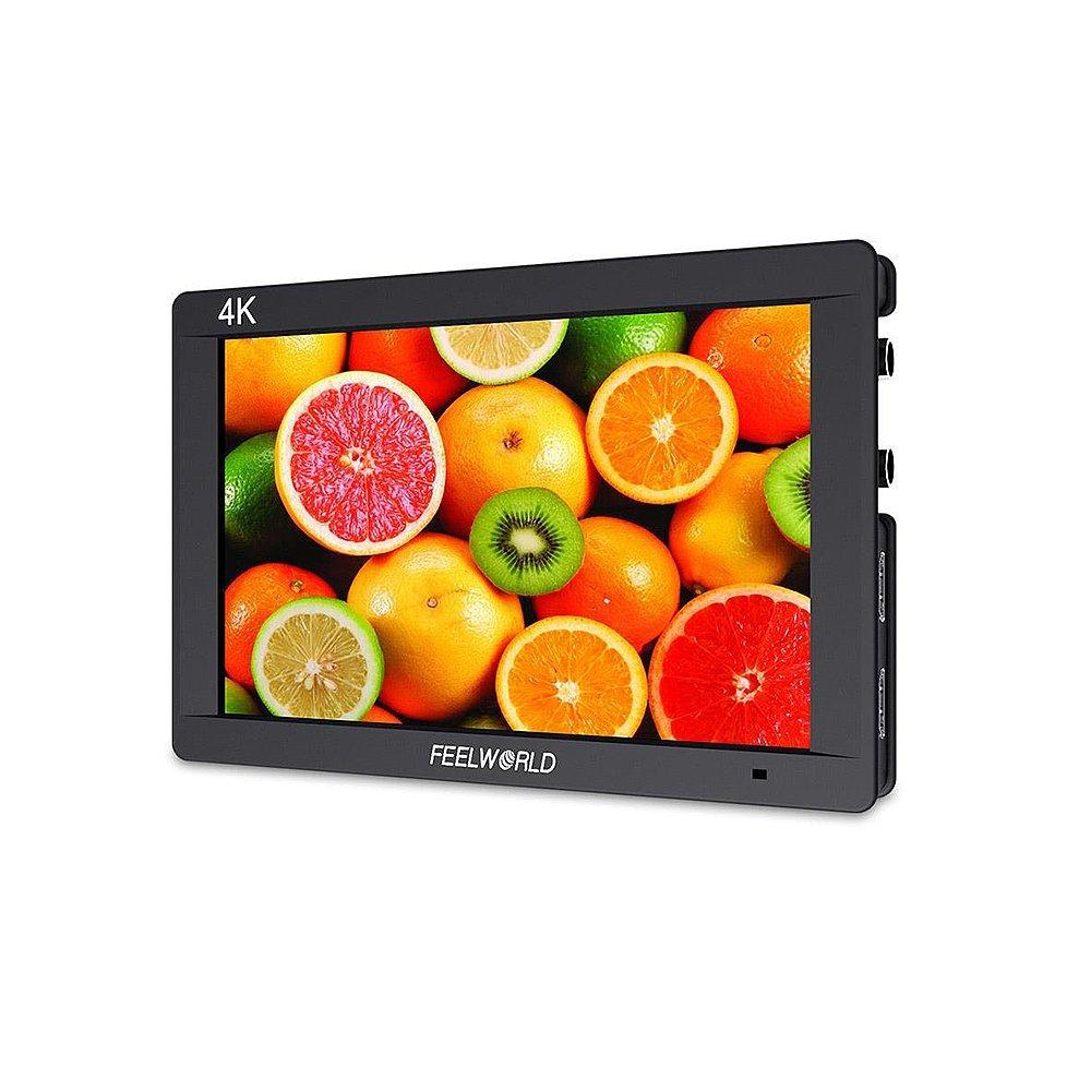 【1年保証】Feelworld FW730 7インチ 1920X1200 3G-SDI 4K HDMIオンカメラモニター 一眼レフカメラ/ビデオカメラ用液晶モニター B079QJHC4D