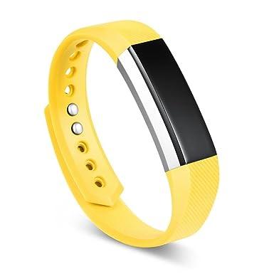 Correa de Reloj Reemplazo, YpingLonk TPU Deporte Adecuado para Fitbit Ace 170-206mm Moda Niño Pulsera Ajustable Cómoda y Durable Banda Relojes Lanzamiento ...
