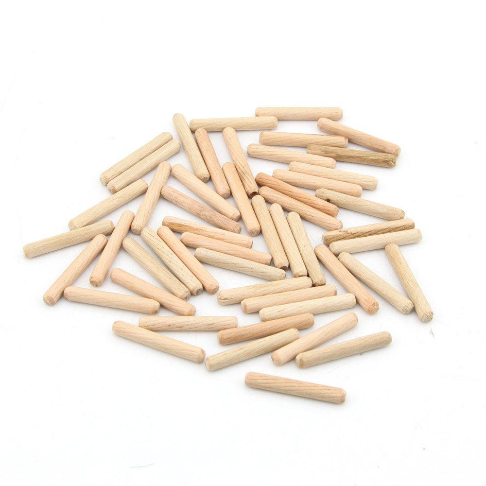 Owfeel 50PCS M6/x 40/mm tassello di legno pin TM