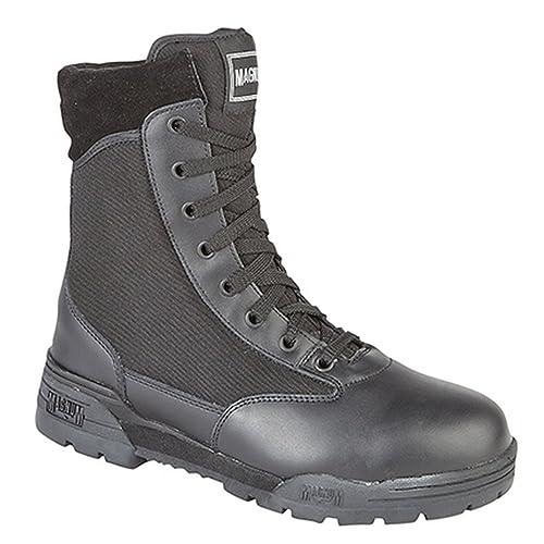 a pies en como escoger marca popular Magnum - Botas militares de combate clásicas duraderas para ...