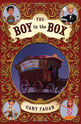 The Boy in the Box: Master Melville's Medicine Show pdf