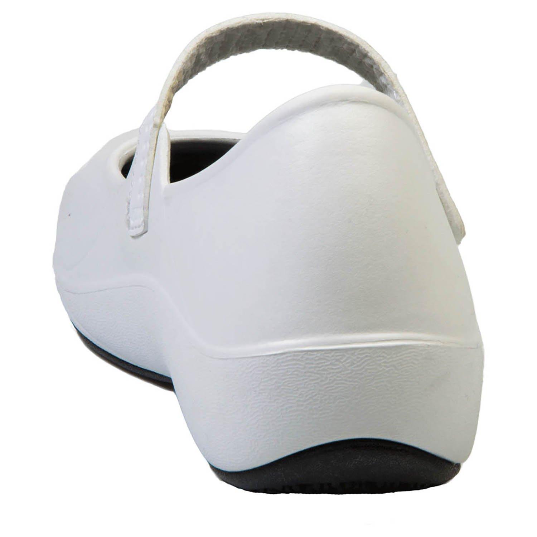 DAWGS Women's Mary Jane Pro B004M0T2FI Slip Resistant Work Shoe B004M0T2FI Pro 9 M US|White/Black c8d3a8
