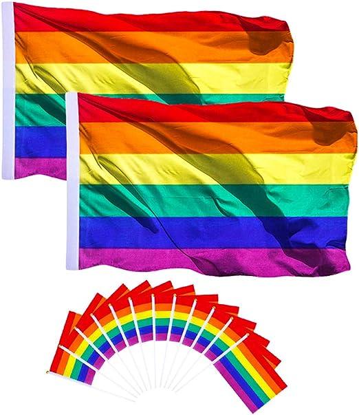 flagge mit 3 farben