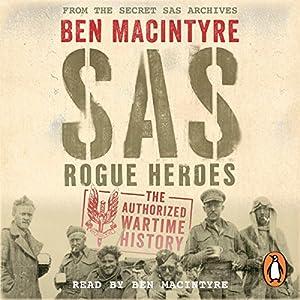 SAS: Rogue Heroes Audiobook