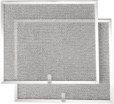 "Broan BPS1FA30 Replacement Filters for QS1 and WS1 30"" Range Hoods"