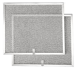 "Broan BPS1FA30 Replacement Filters for QS1 and WS1 30"" Range Hoods, Aluminum, 2-Pack (B000HMBPWS) 