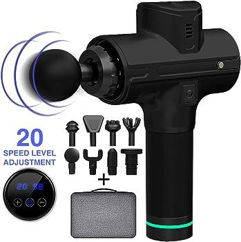 Benyue Handheld Electric Body Massage Gun