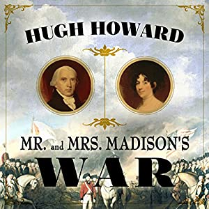 Mr and Mrs Madison's War Audiobook