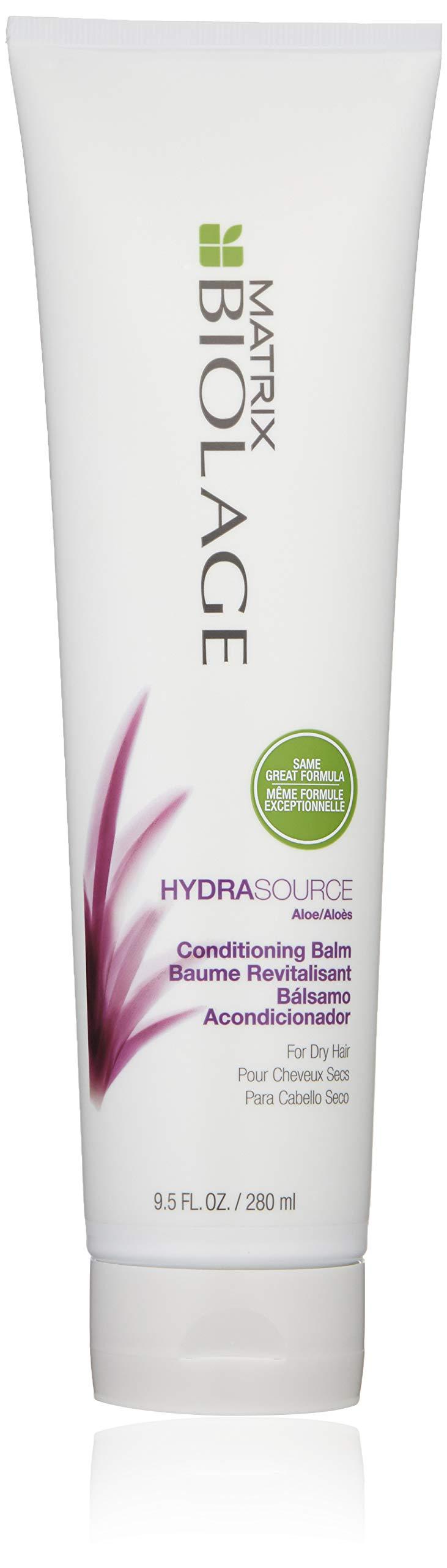 BIOLAGE Hydrasource Conditioning Balm For Dry Hair, 9.5 Fl. Oz.
