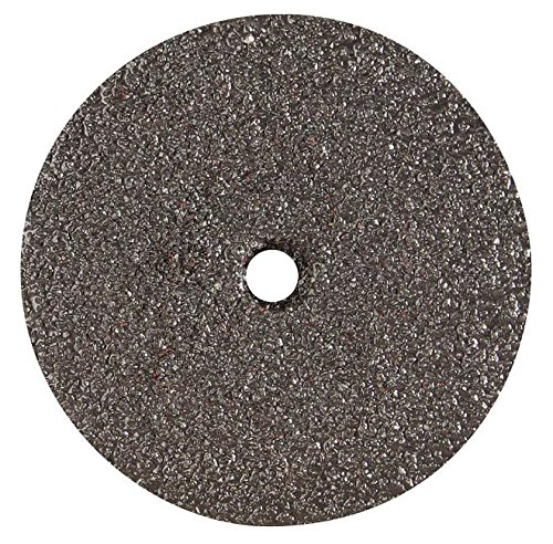 Gemtex 7'' x 7/8'' 16Grit Resin Fibre Disc ''S-Type'' (25 Pack) by GEMTEX