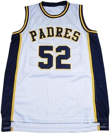Amazon.com: ETN Men's High School Basketball Jersey #52 ...