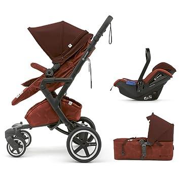 Concord Neo Plus Mobility-Set - Coche trio silla y capazo y grupo 0+: Amazon.es: Bebé