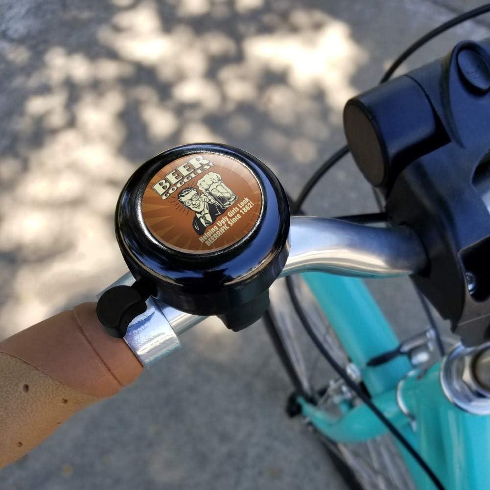 Beer Goggles Helping Ugly Girls Look Handlebar Bike Bell