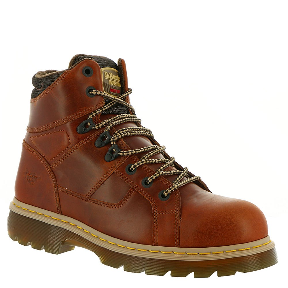 Dr. Martens Ironbridge Safety Toe Boot B0748YQV6D 9 M UK Tan