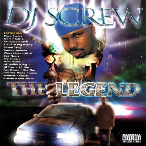 The Legend [Explicit] - Screw Dj Legend