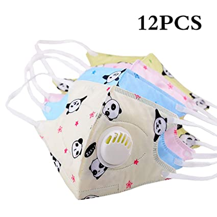 Hearty Cartoon 3-10 Year Old Kids Mask Pm2.5 Anti Haze Cotton Mask Breath Valve Anti-dust Mouth Mask Activated Carbon Filter Respirator Back To Search Resultsbeauty & Health