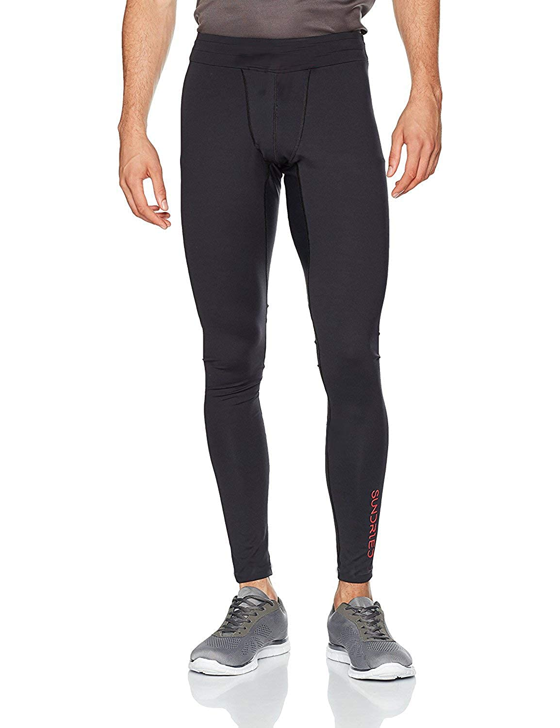 d25daab009a6 Sundried Mens Pro Running Gym Leggings For Performance Sports Fitness  Workout Wear Athletic Tights: Amazon.co.uk: Clothing