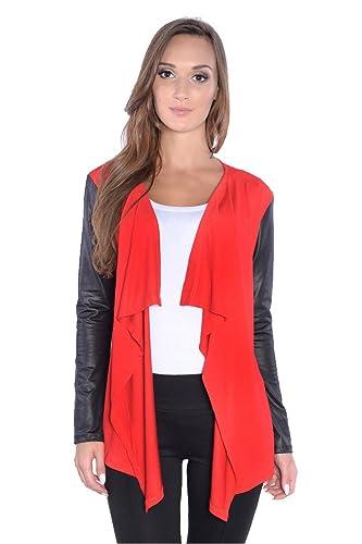 AE - Gilet - Cape - Femme  Amazon.fr  Vêtements et accessoires d706d2768d5