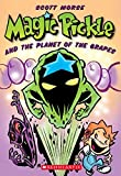 Boys Series Mix: Magic Pickle & the Planet of the Grapes; Melvin Beederman, the Curse of the Bologna Sandwich; Captain Underpants; Night Time, Too Scared to Sleep; Cloudy with a Chance of Meatballs (Book Sets for Kids : Grade 3 - 4)