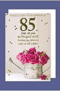 Geburtstagssprüche Karte.Geburtstag 30 Karte Grußkarte Extra Accessoires Konfetti 16x11cm