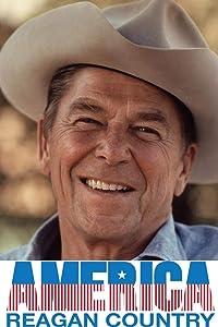 Reagan Country Ronald Reagan Retro Campaign Cool Wall Decor Art Print Poster 24x36