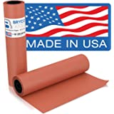 Pink Butcher Paper Roll - 18 Inch x 175 Feet (2100 Inch) - Food Grade Peach Wrapping Paper for Smoking Meat of all Varieties