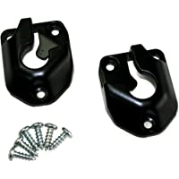AMP Research 74608-01A Quick Mount Bracket Kit for 1982-2021 Models