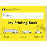 Learning Without Tears - My Printing Book Student Workbook, Current Edition - Handwriting Without Tears Series - 1st Grade Wr
